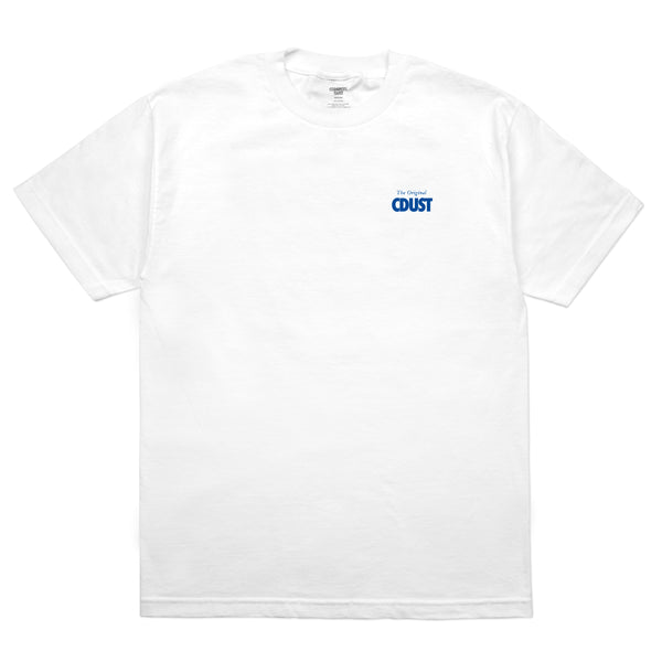 COMMON DUST ORIGINAL TERROR  S/S T- WHITE