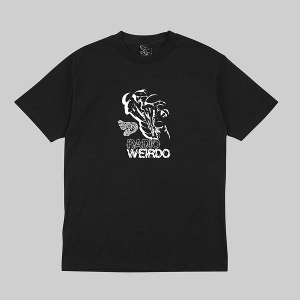 WEIRDO CLAN LOGO T - BLACK