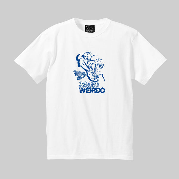 WEIRDO CLAN LOGO T - WHITE