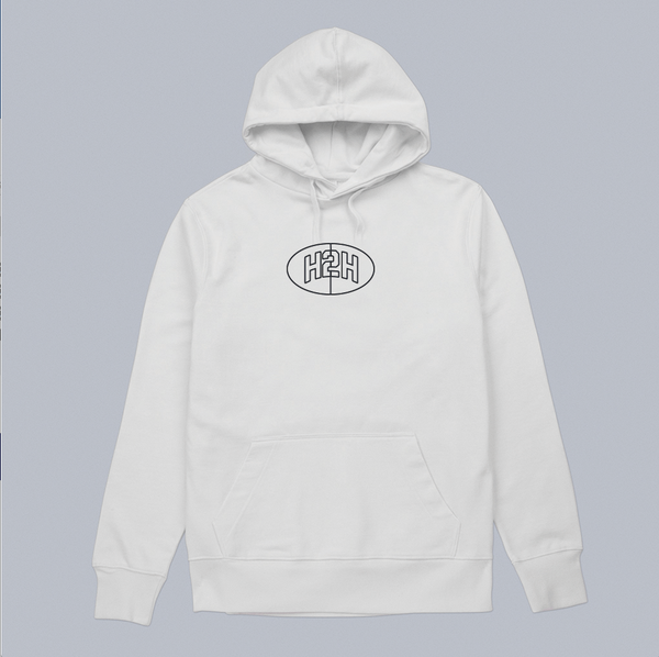 H2H DISSECT HOOD - WHITE