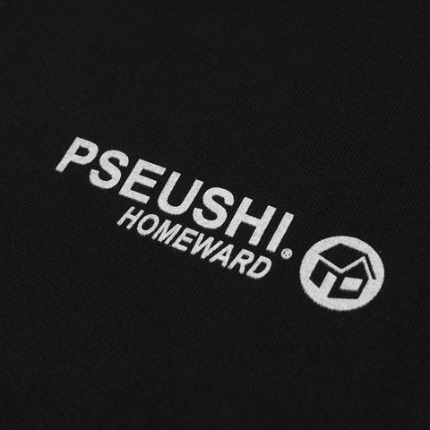 PSEUSHI COLLECTION HOOD - BLACK