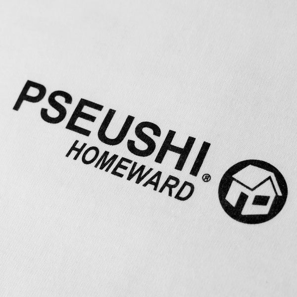 PSEUSHI COLLECTION L/S T - WHITE