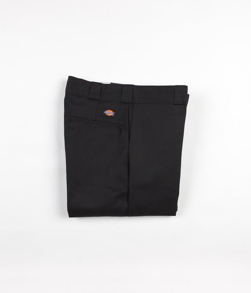 DICKIES ORIGINAL 874 PANTS - BLACK