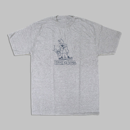 H2H x PSS -  DIRT S/S T- GREY