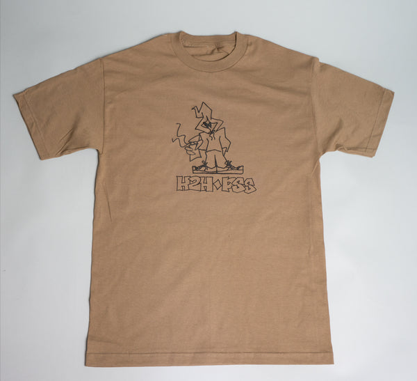 H2H x PSS -  DIRT S/S T- SAFARI GREEN
