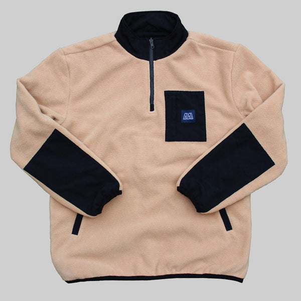 MOST REVERSIBLE DUO JACKET - OATMEAL/BLACK