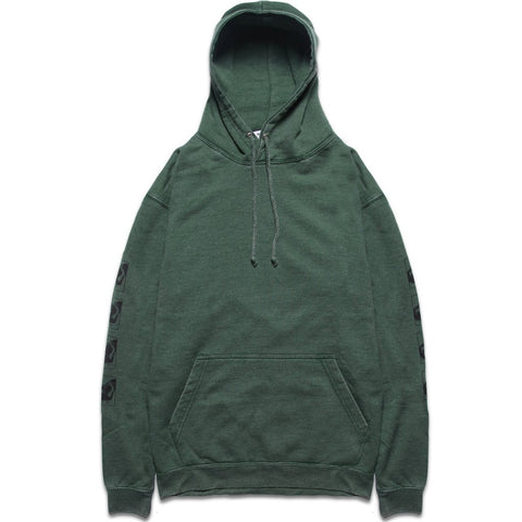 BLACKSMITH SHARK BITE HOOD - FOREST GREEN