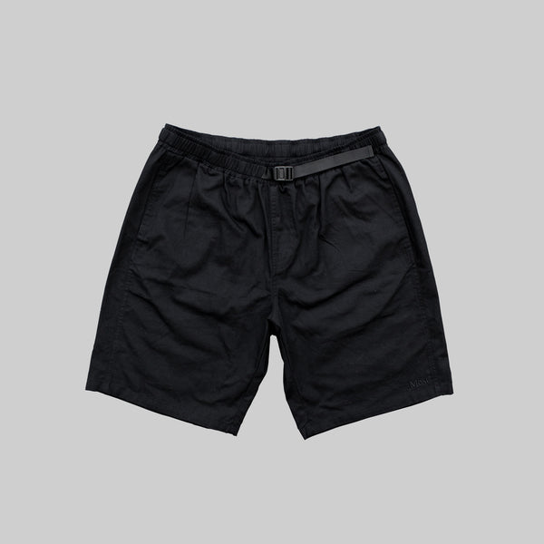 MOST WALK SHORTS - BLACK