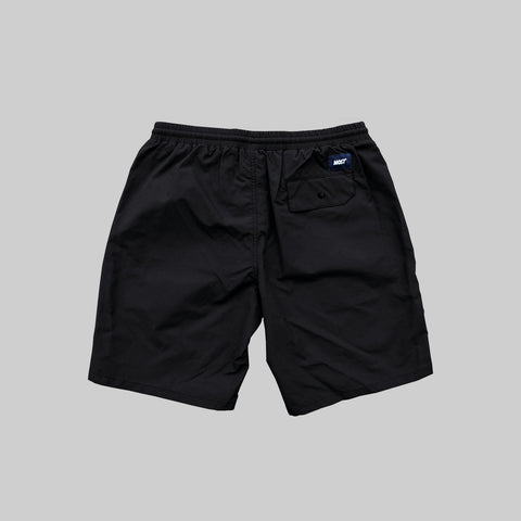 MOST WATER SHORTS - BLACK