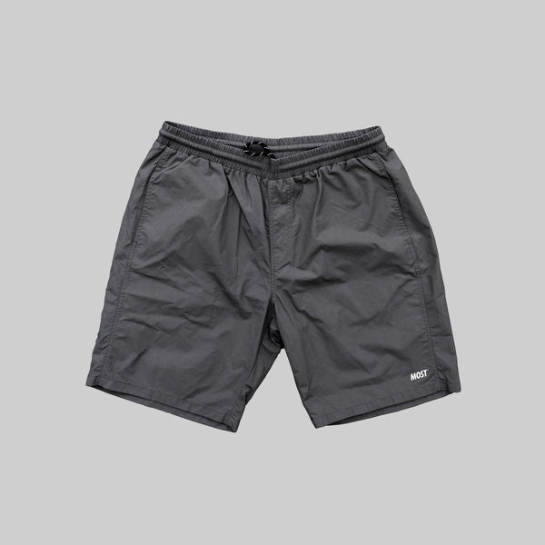 MOST WATER SHORTS - CHARCOAL