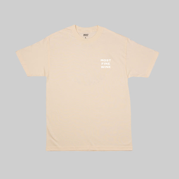 MOST WINE S/S T - CREAM