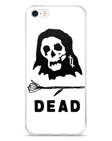 DEAD - iPhone 5/5s/Se, 6/6s, 6/6s Plus Case