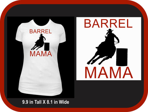 Barrel Mama T-shirt