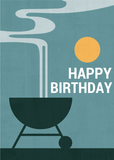 Birthday - BBQ - Man Cards - Greeting Card - 6