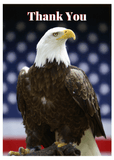 Men of Honor - Eagle - Man Cards - Greeting Card - 5