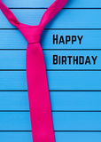 Birthday - Tie - Man Cards - Greeting Card - 6