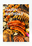 Birthday - Meats - Man Cards - Greeting Card - 4