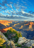 Sympathy - Grand Canyon - Man Cards - Greeting Card - 1