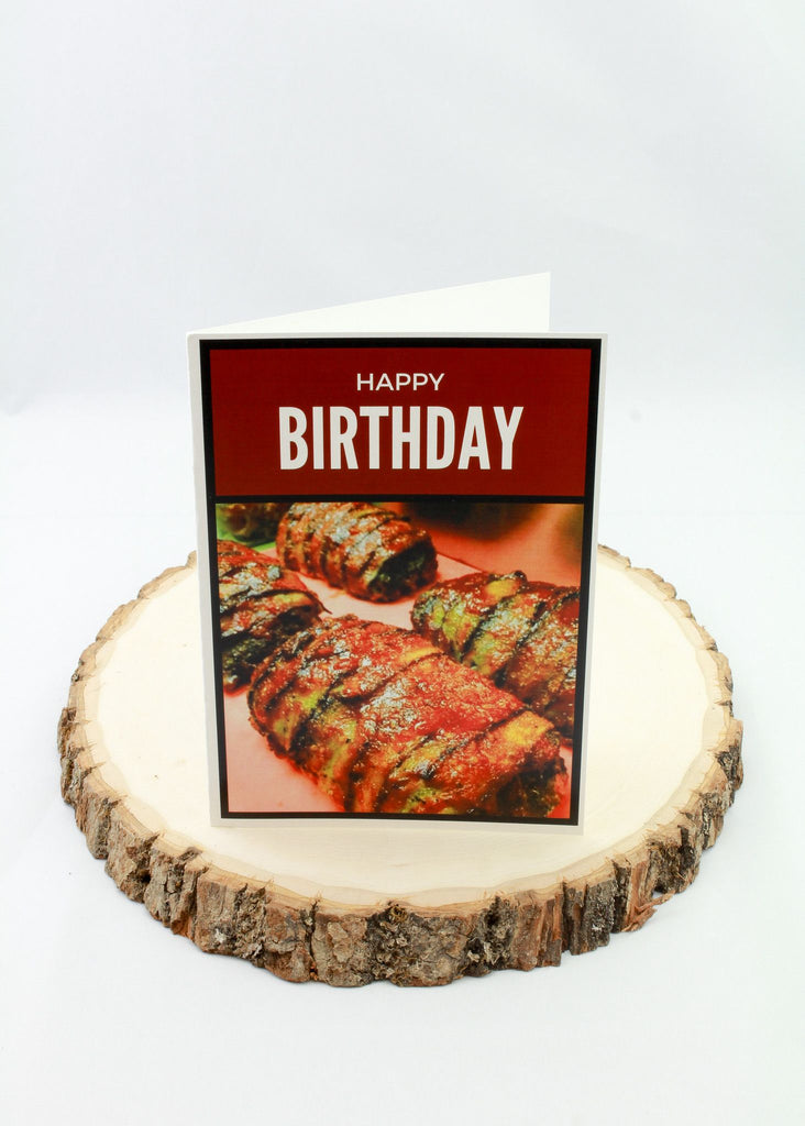 Birthday - Game of Loaves - Man Cards - Greeting Card - 1