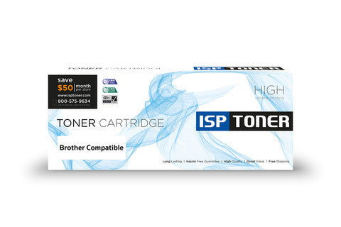 Brother Compatible TN221BK toner