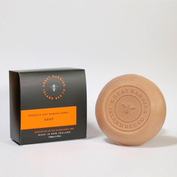 Manuka Honey Propolis Soap