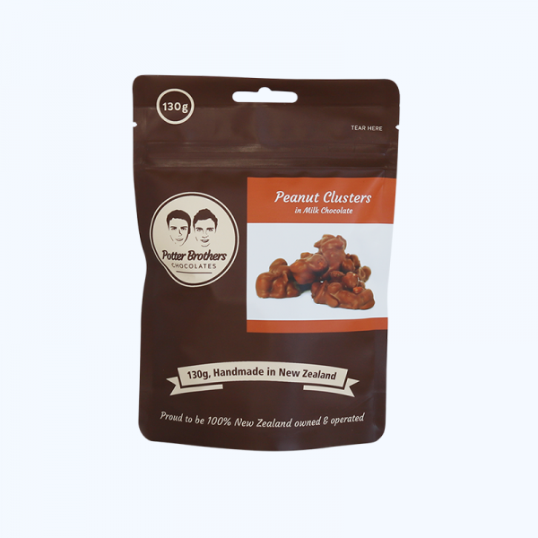 Peanut Clusters in Milk Chocolate