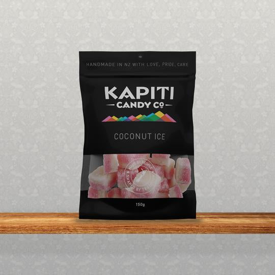 Coconut Ice - 150g bag