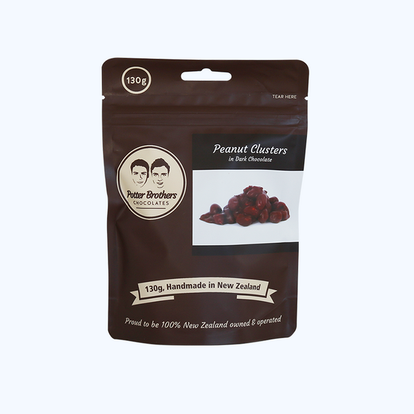 Peanut Clusters in Dark Chocolate