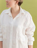 Lydie Blouse in Linen