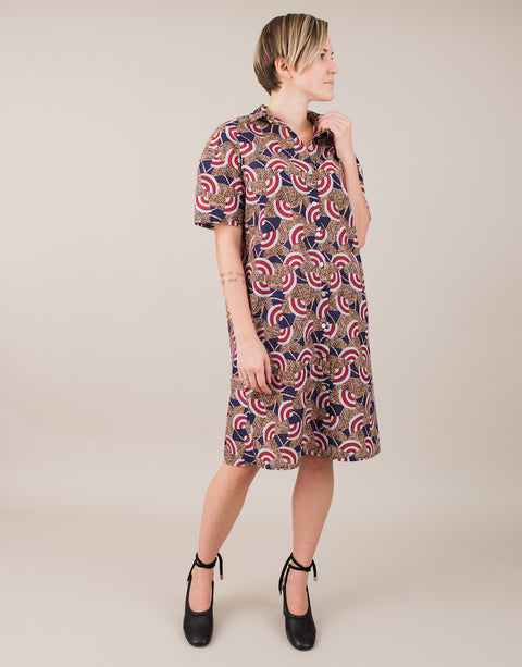 Aurore Shirt Dress