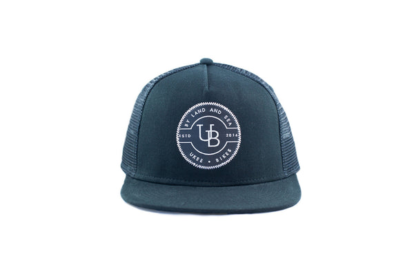 By Land And Sea Hat - Black