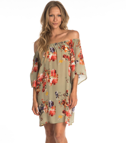 Tolani Off The Shoulder Dress