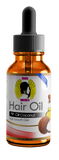 """9"" Oil Coconut Hair Growth Elixir"