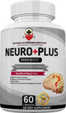 Effective: Neuro + Plus Brain Boost & Focus Factor (60 Caps)
