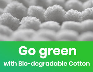 Go Green And Opt For Bio-degradable Fabric Print