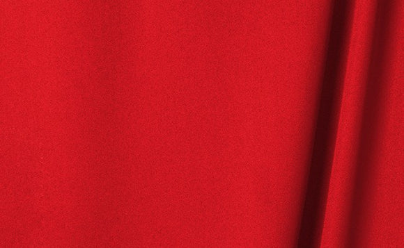 Cardinal Red Wrinkle-Resistant Background - Backdropsource New Zealand