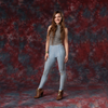 Red Cave Fashion Photo Muslin background - Backdropsource New Zealand - 1