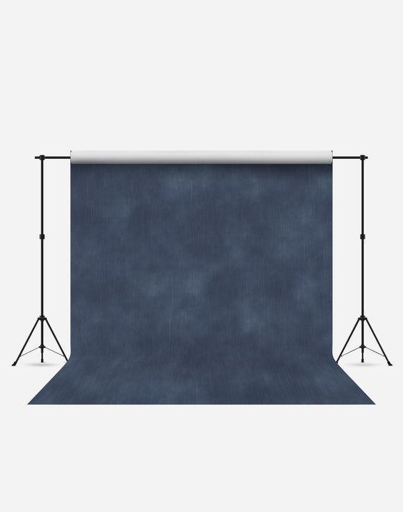 Blue Cloud Fiber Fashion Wrinkle Resistant Backdrop
