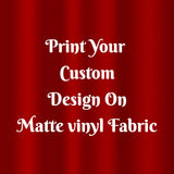 Vinyl Banner & Backdrops Printing - Your Custom Design