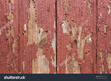 Rustic Red Door Print Photography Backdrop