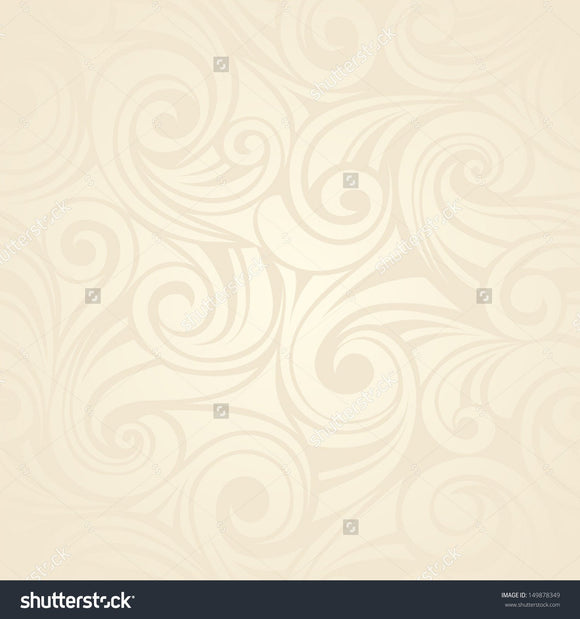 Sandal Light Brown Swirl Party Print Photography Backdrop