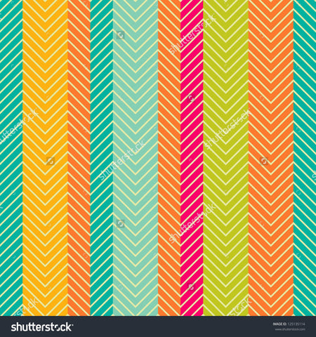 Herring Bone Stripe Print Photography Backdrop