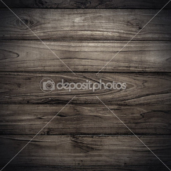 Distressed Black Wood Theme  Backdrop
