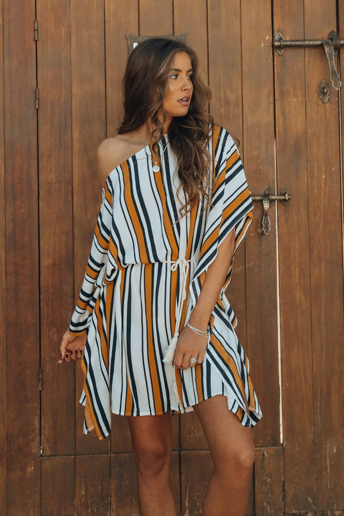 SATEEN DRESS STRIPE