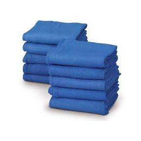 AMD-Ritmed O.R. Towels Sterile, 17x26 in, Blue, 4 per pack