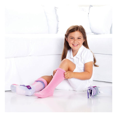 Kids SmartKnit Seamless AFO Socks
