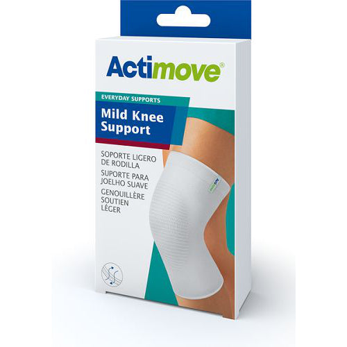 Actimove Mild Knee Support White