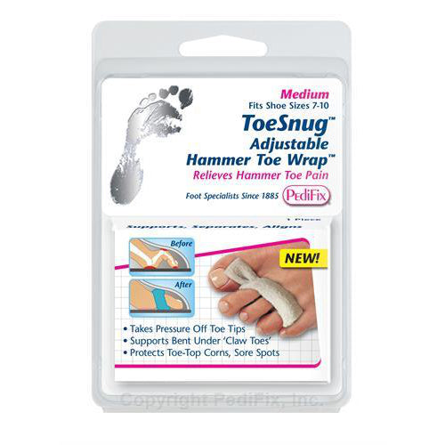 ToeSnug Adjustable Hammer Toe Wrap - Wealcan