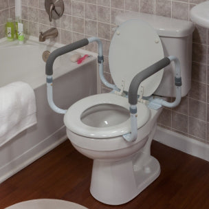 Adjustable Toilet Safety Rail - Wealcan