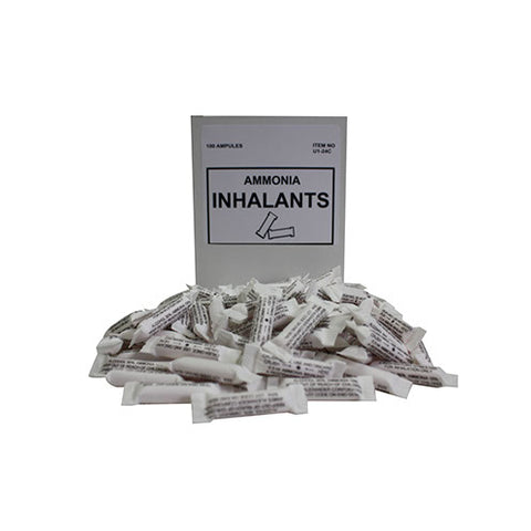 Ammonia Inhalants 100 Each (BX)